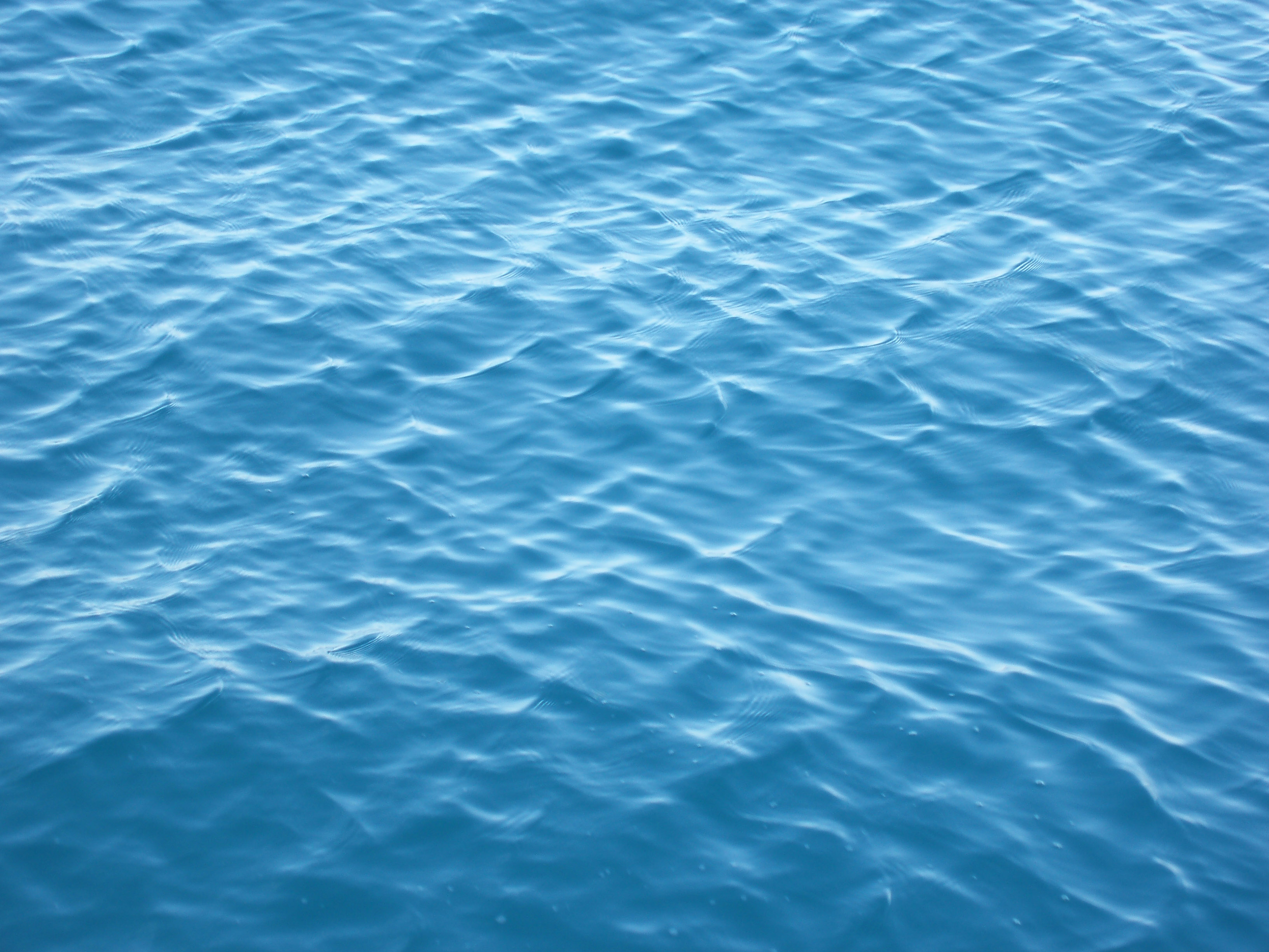 smooth water ripples